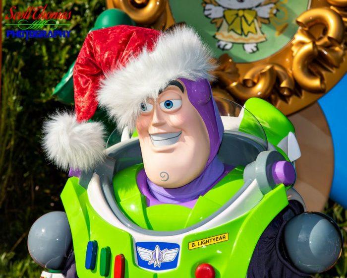 Santa Buzz Lightyear