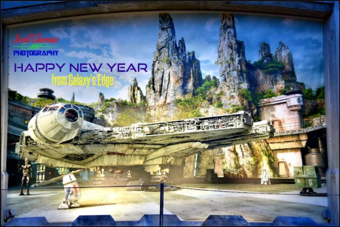 Galaxy's Edge Coming in 2019