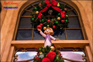 Be Our Guest Christmas Tree Topper