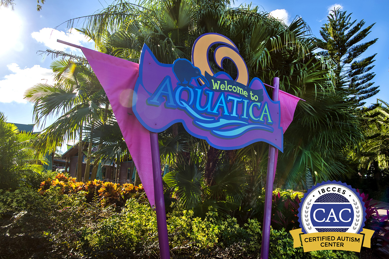 Seaworld S Aquatica Orlando First Water Park Certified