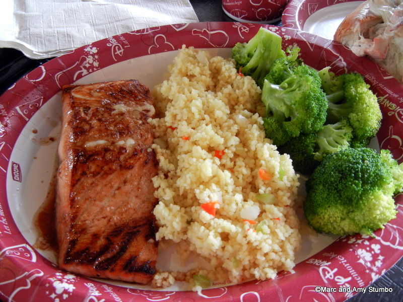 A Guide To Eating Healthy At Disney World Quick Service