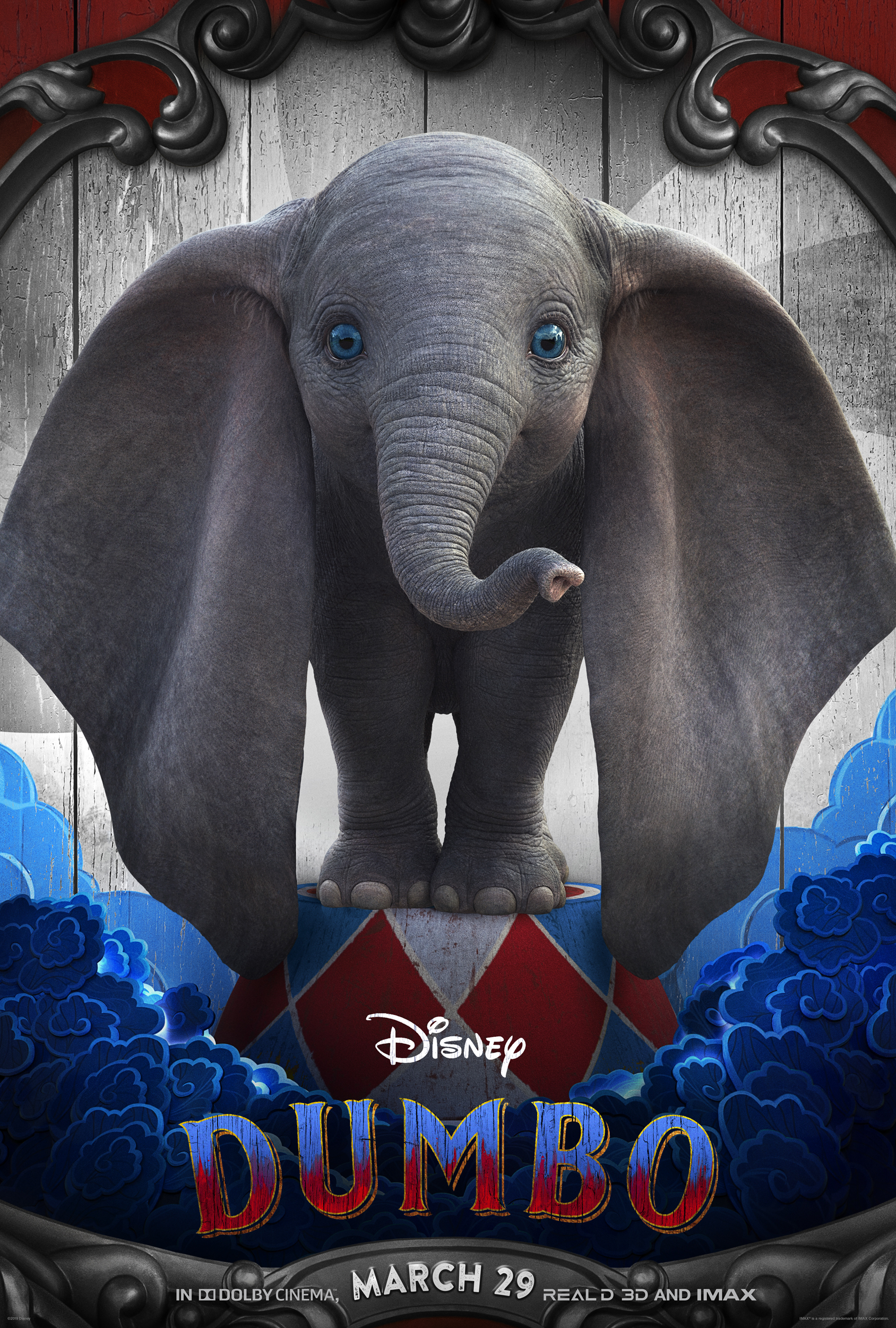 New Dumbo Live Action Movie Posters Released!