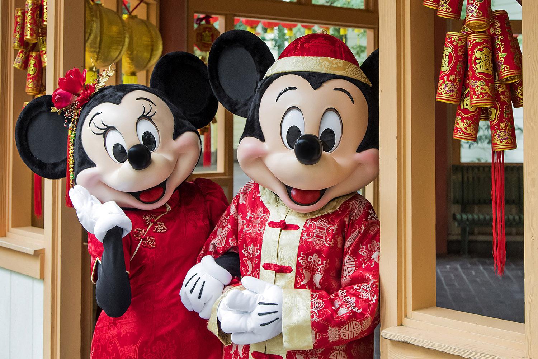 Disneyland Announces Lunar New Year Celebrations, Special ...