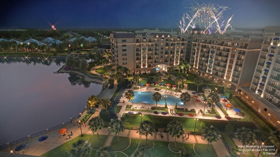 9e4fb2fe0 Disney s Riviera Resort Concept Art ©Disney