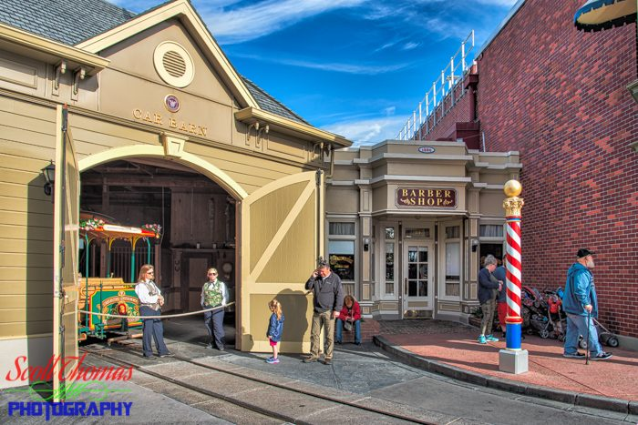 Harmony Barber Shop Location
