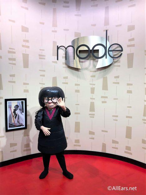 First Look Municiberg At Pixar Place In Disney S