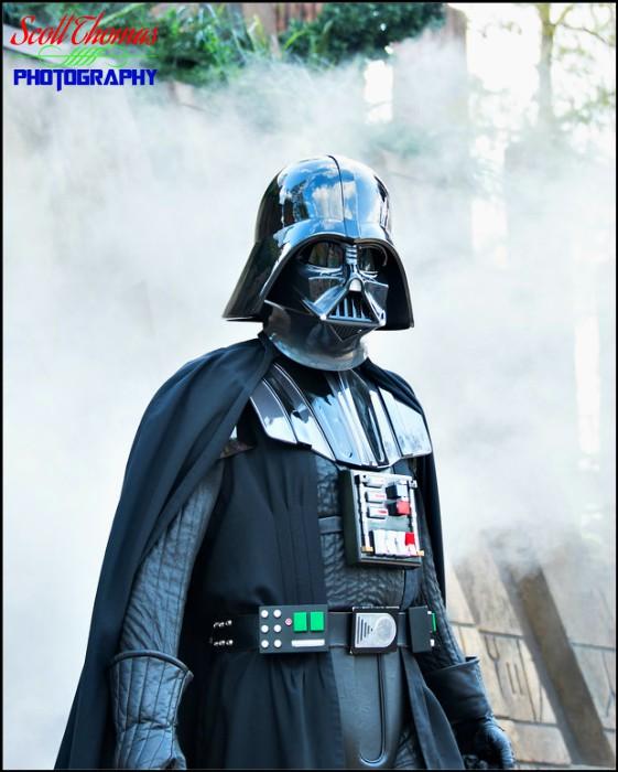 Darth Vader Light