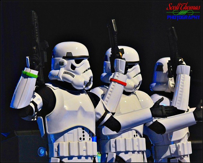 Stormtroopers in the Dark
