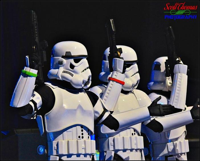 Stormtroopers in the Dark