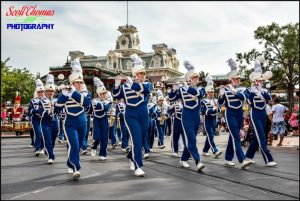 Main Street USA Marching Band
