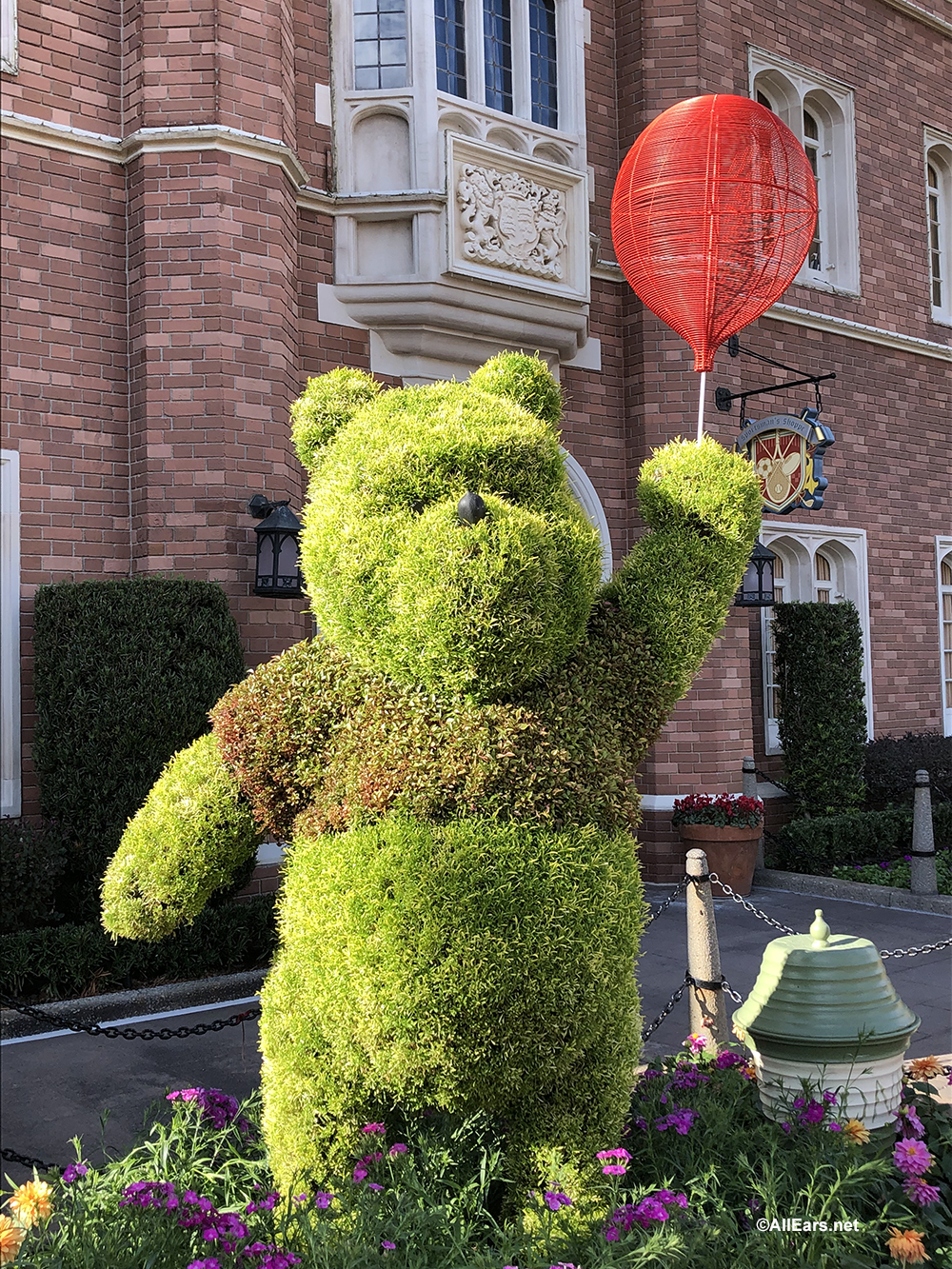 preview! 2019 epcot flower and garden festival with 70 topiaries