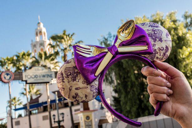 Special Preview! Disney California Adventure Food & Wine Festival