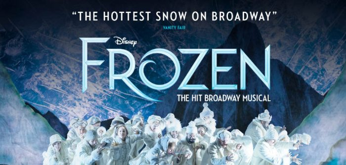 Locations And Dates Announced For Broadway S Frozen North