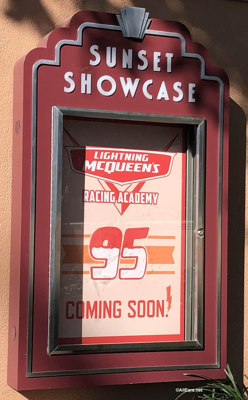 4d1431feb222 Disney s Hollywood Studios Readies for Lightning McQueen s Arrival ...
