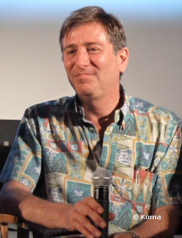 Corey Burton at D23 Expo 2011