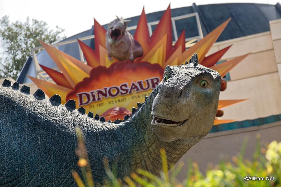 Dinosaur -- DinoLand USA - Animal Kingdom - Walt Disney World - AllEars.Net