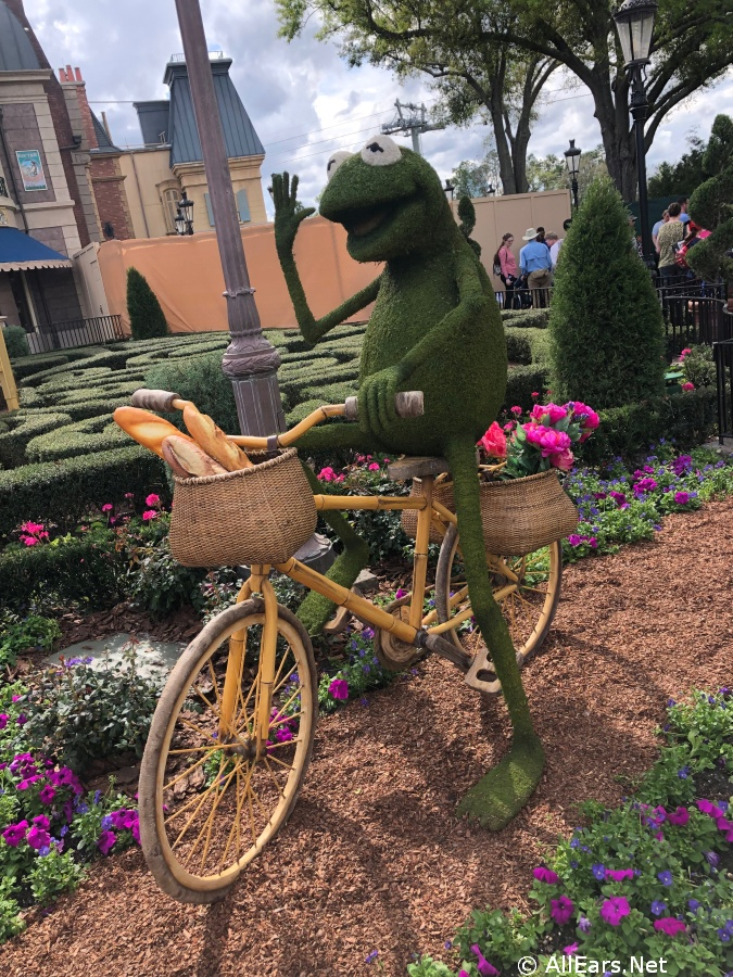 Preview 2019 epcot flower and garden festival with 70 - Epcot flower and garden concerts ...