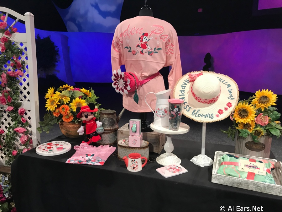 Preview! 2019 Epcot Flower and Garden Festival with 70