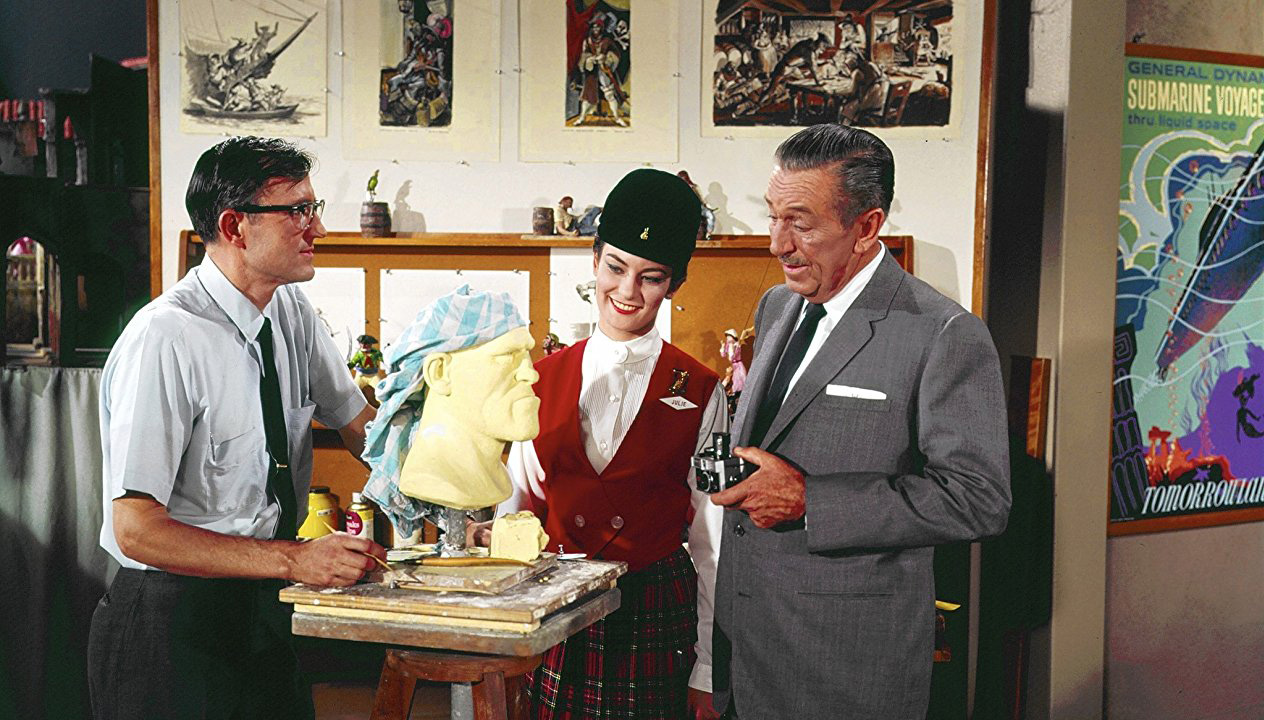 Here are 10 more Walt Disney World attractions Walt had a hand in creating