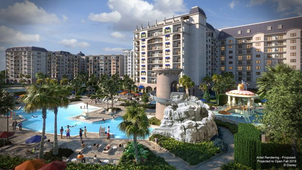 New Details Revealed For Disney S Riviera Resort Pools And