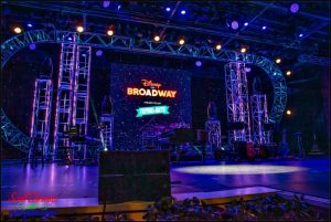 Disney on Broadway Stage