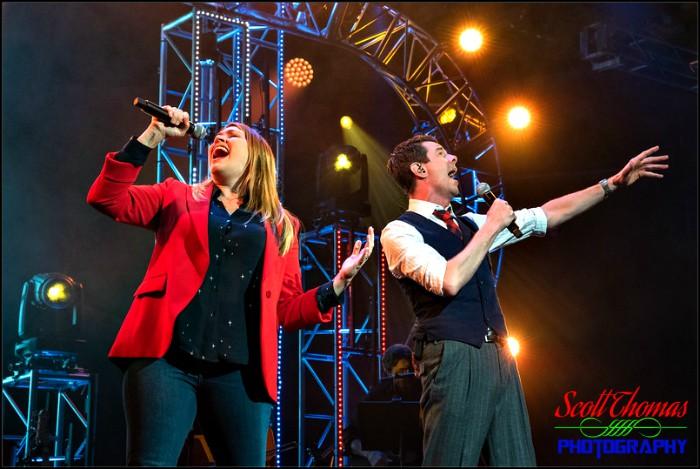 Disney on Broadway with Heidi Blickenstaff and Gavin Lee