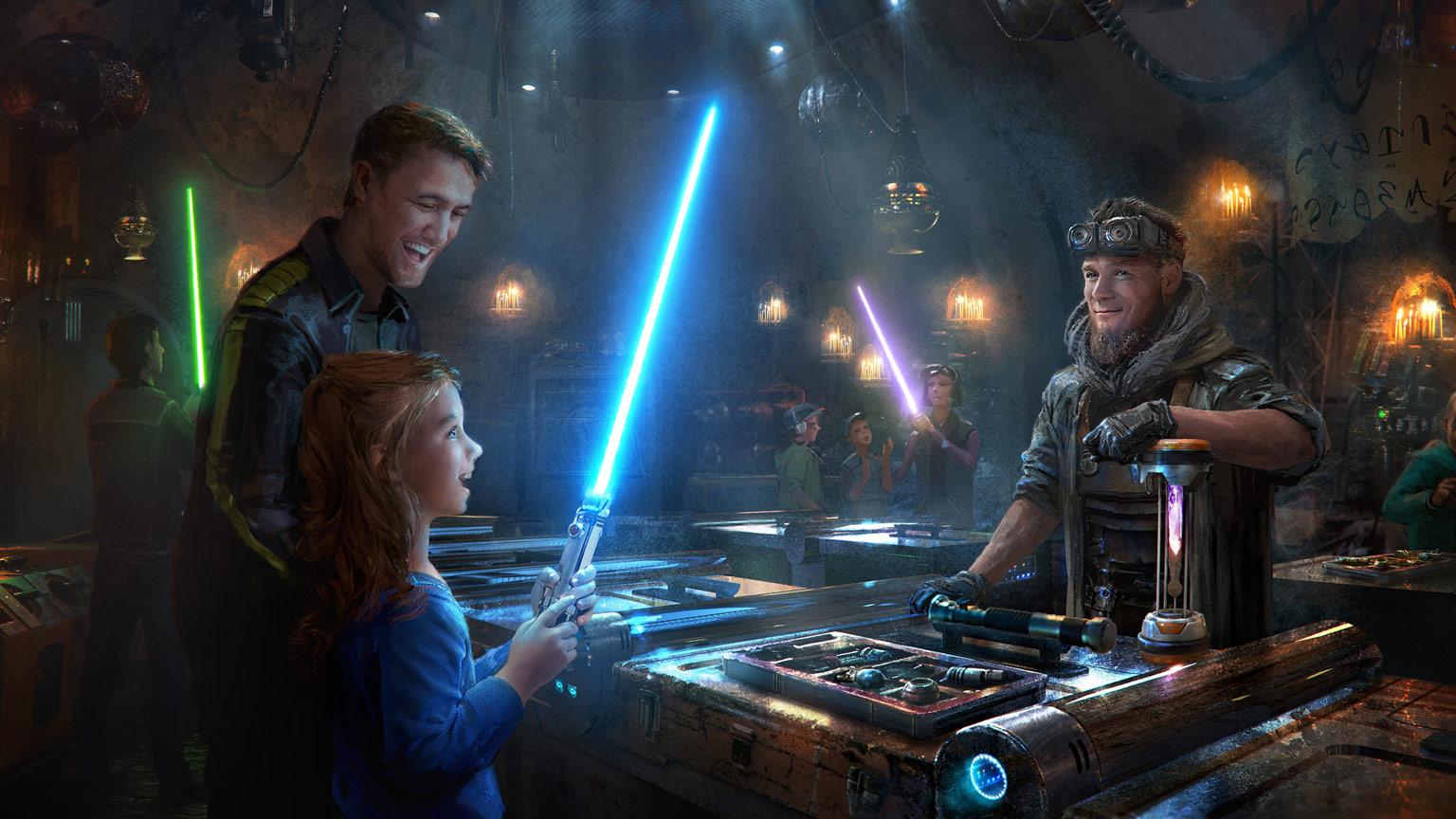 Astromech Star Wars Droid Concept Art