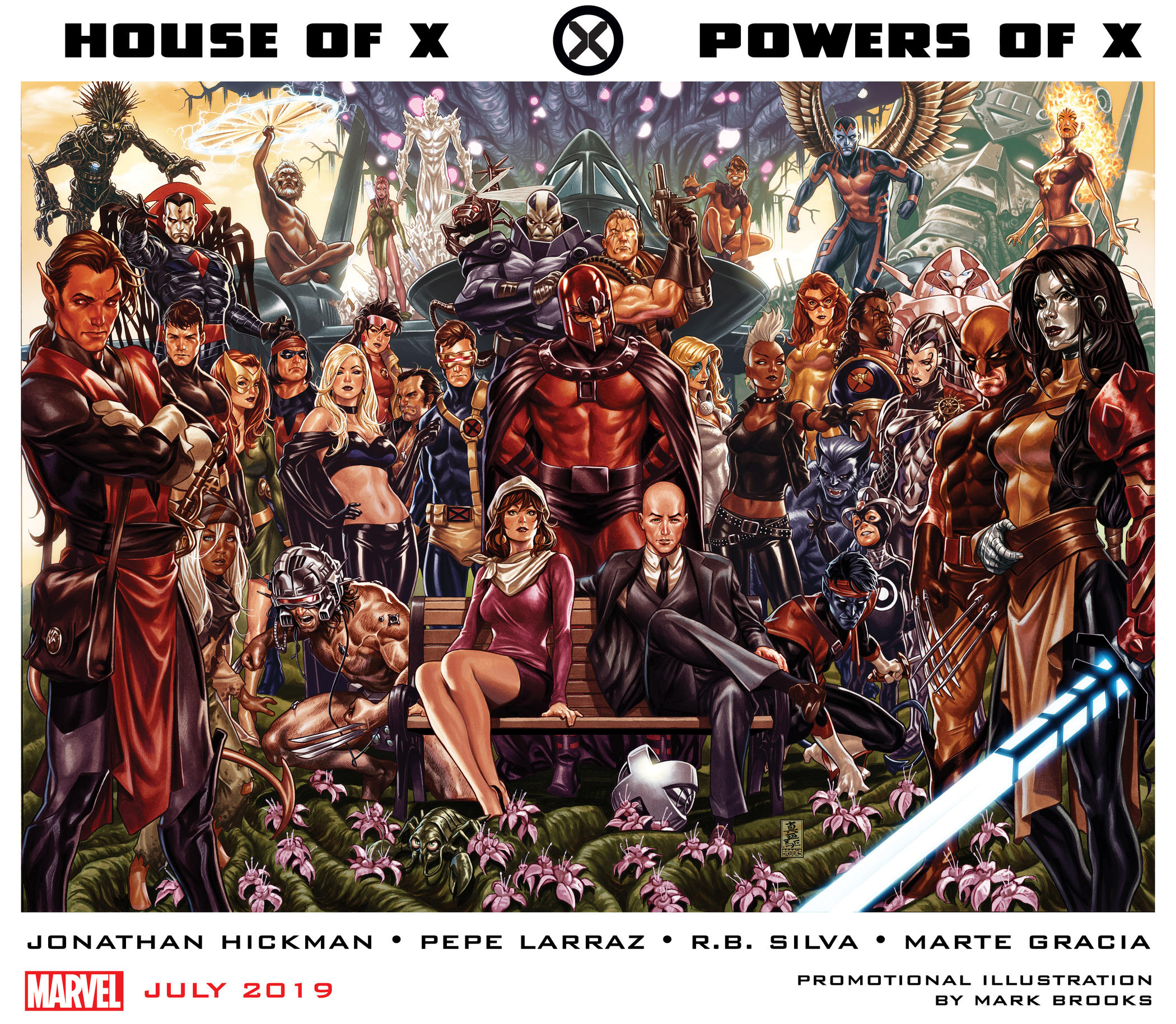 Marvel Comics Unveils 2019 Publishing Slate