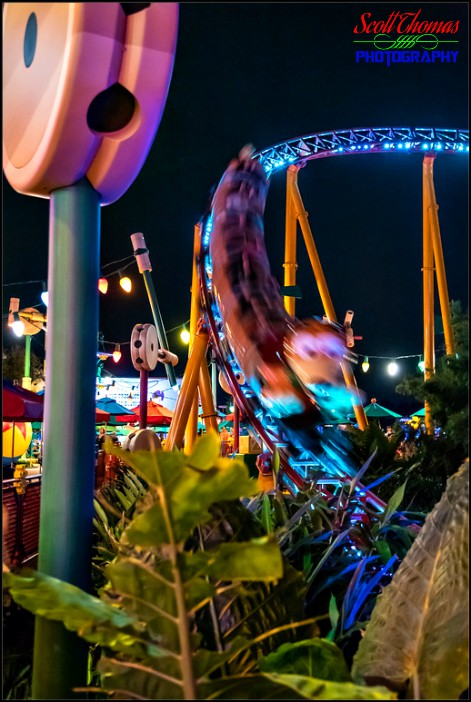 Slinky Dog Dash Night Motion