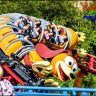 Riding Slinky Dog Dash