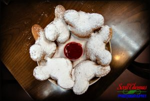 Mickey Mouse Beignets