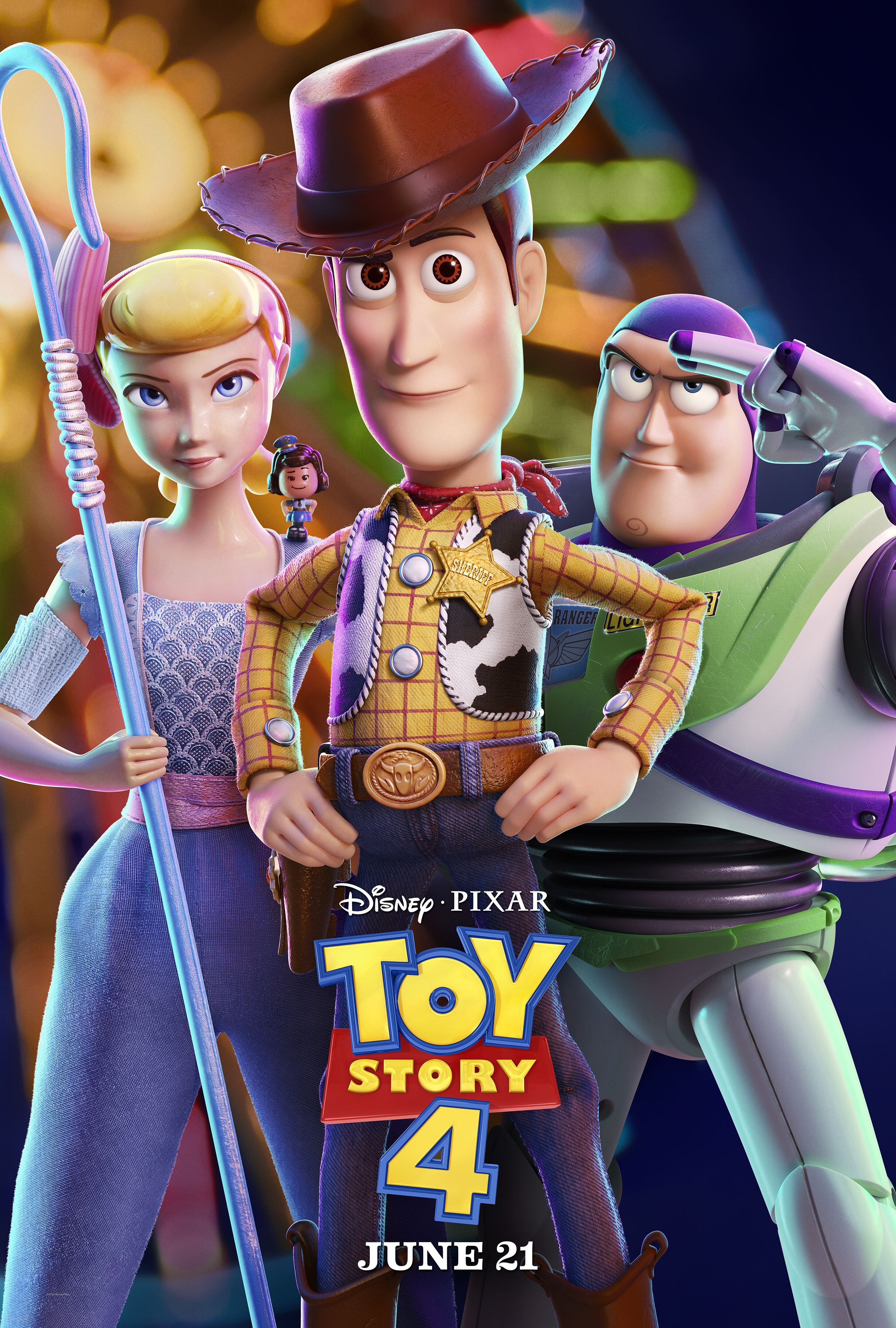 """New """"Toy Story 4"""" Preview and Final Poster Released ..."""