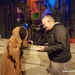 jawa at star wars launch bay