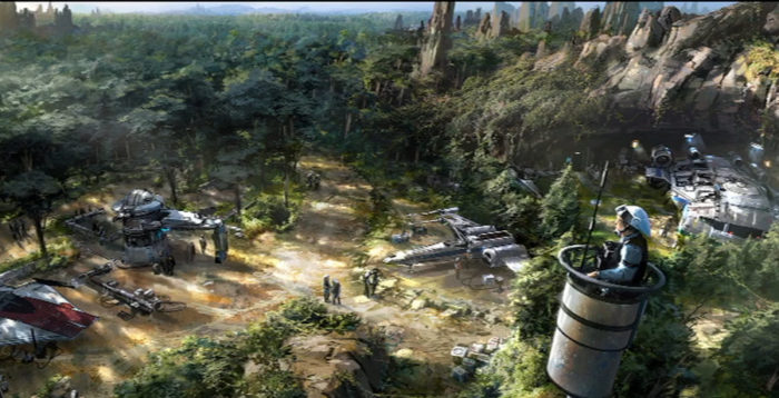 We Previewed Rise of the Resistance in Disney World's Galaxy's Edge: Here's What to Expect! - AllEars.Net