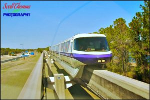 Purple Monorail