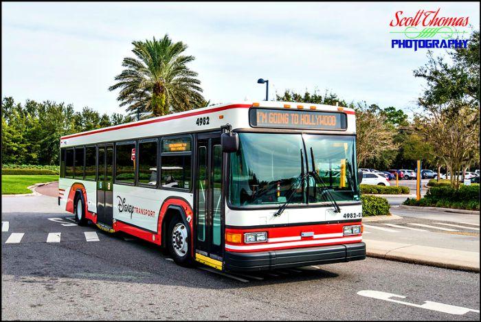 Disney Pic Of The Week Bus Transportation Allears Net