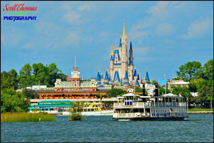 Magic Kingdom Ferry