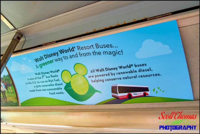 Finding Renewable Energy Uses at Walt Disney World