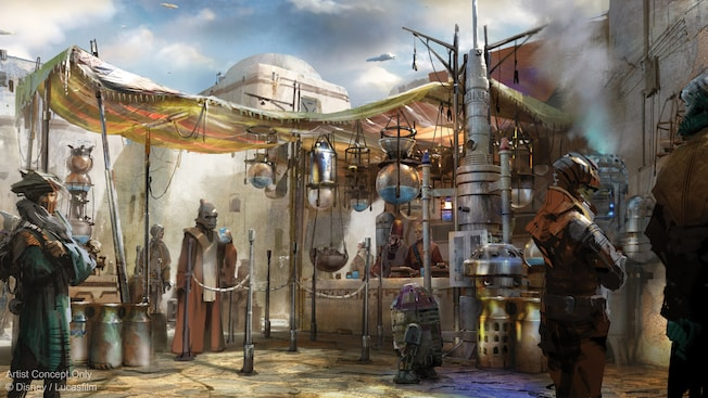 Star Wars Galaxy S Edge New Concept Art And Info