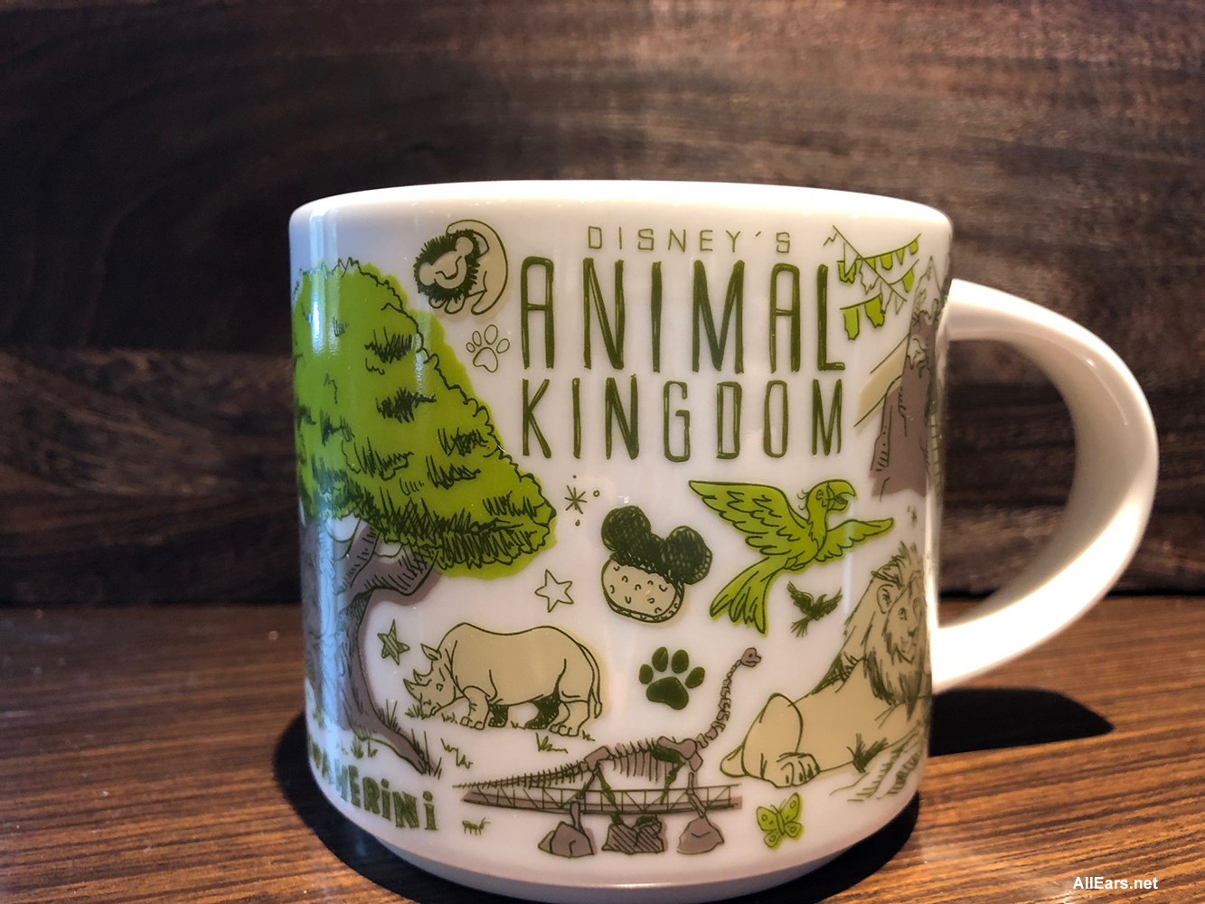 Starbucks Launches New Line Of Disney World Been There