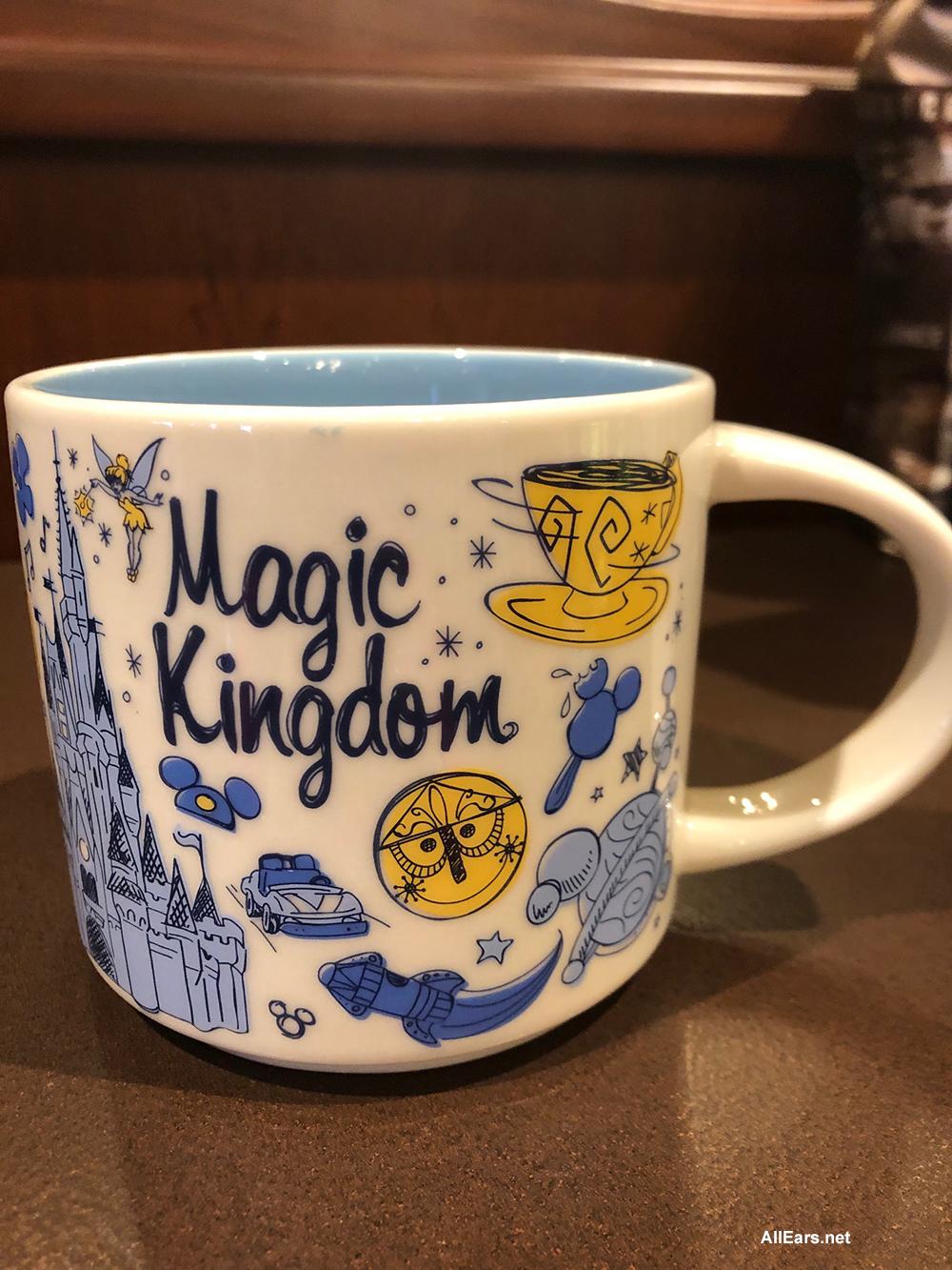 Disney Starbucks Been There Series 2019 Hollywood Studios Ceramic Coffee Mug New