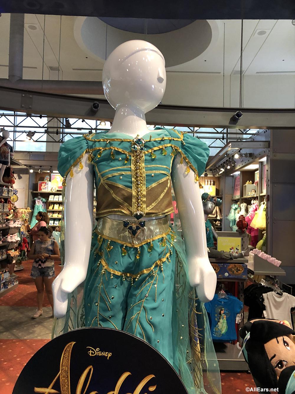 New Aladdin Inspired Merchandise Materializes In Disney
