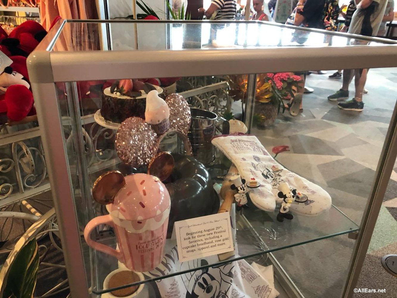 2019 Epcot Food And Wine Festival Merchandise Preview