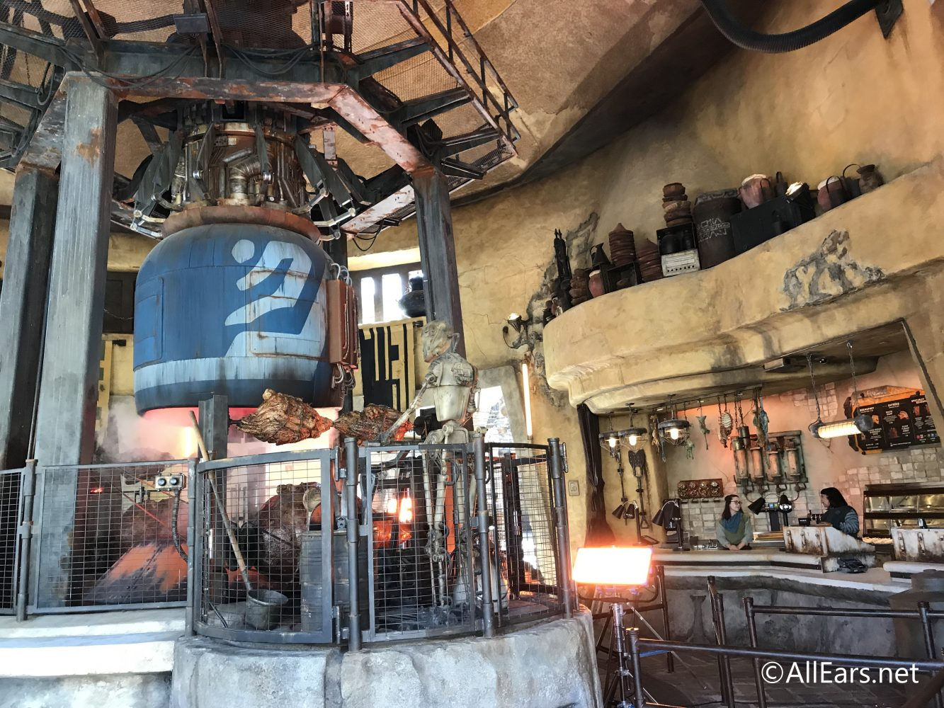 Get Ready to Snack on Batuu: Disney World's Ronto Roasters and Milk Stand Menus are Here! - AllEars.Net