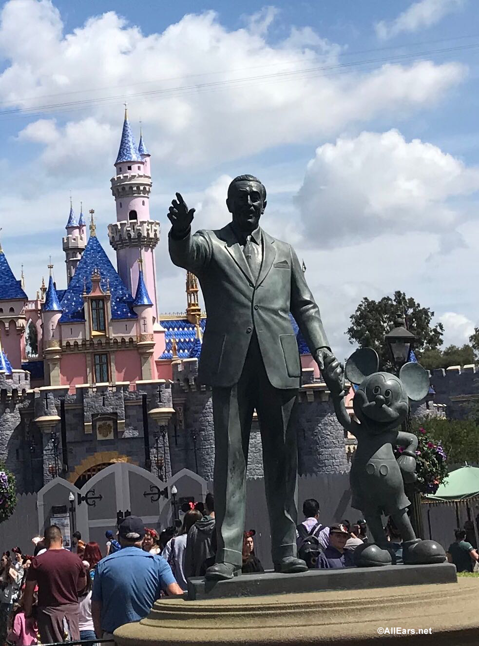 The Future Is Female! Disneyland Resort Welcomes New President - AllEars.Net