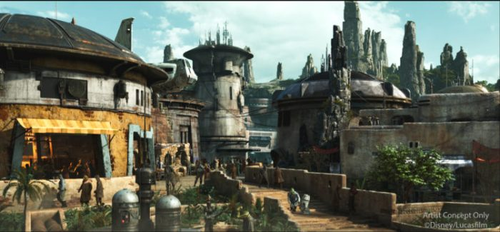 Reservations For Star Wars Galaxy S Edge At Disneyland