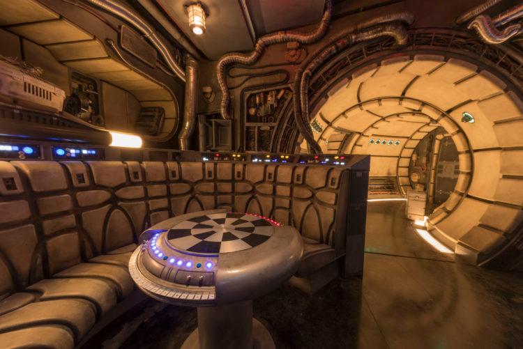 Disneyland Releases Star Wars Millennium Falcon 360 Video!