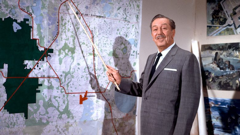 How Walt Tricked Florida into Becoming Walt Disney World