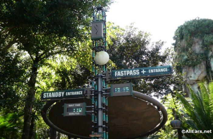 Avatar Flight of Passage Entrance