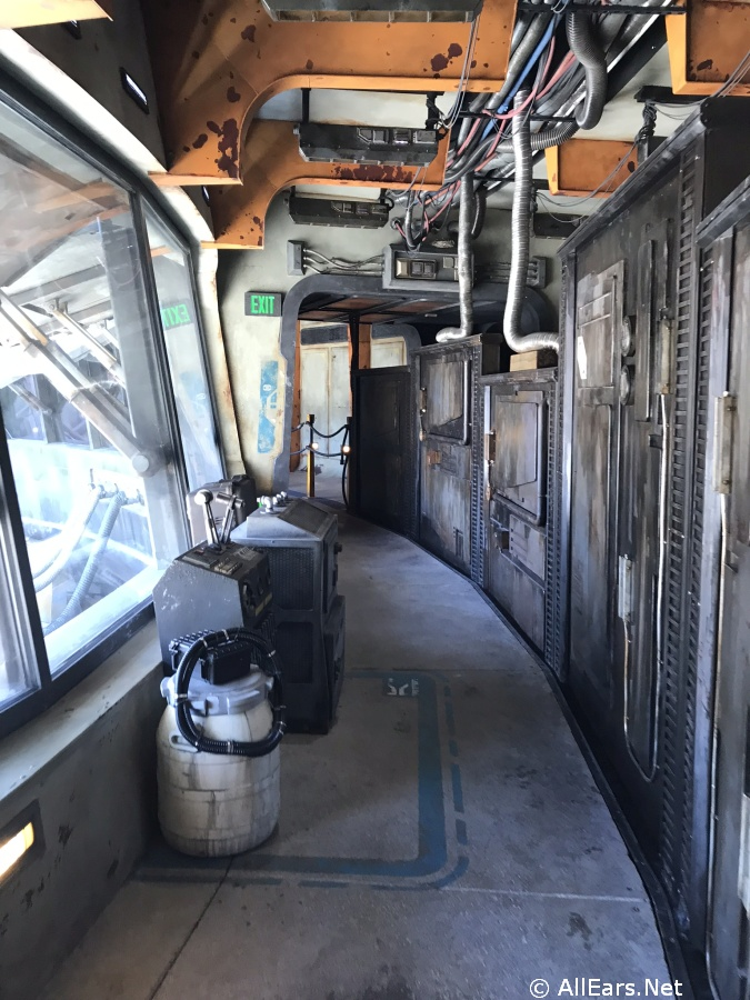 Work for Hondo Ohnaka on Millennium Falcon: Smugglers Run